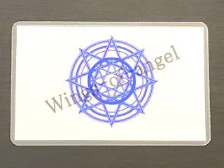 単品「エネルギーアーシングワーク」カード